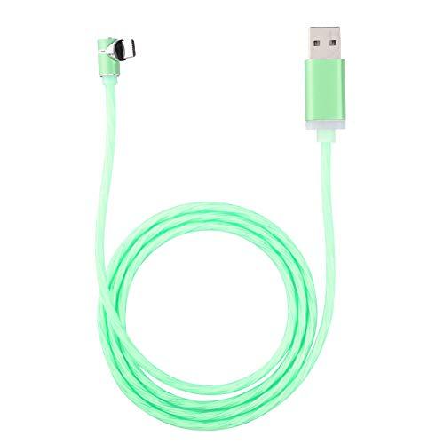 Rehomy Cable de carga magnético para teléfono móvil Andrioid