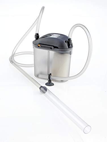 EDEN 57461 501 Gravel Cleaner - Kiesreiniger und Schlammsauger zum Absaugen von Mulm und Filtern wie Reinigen von Aquarienwasser im Süß- und Meerwasseraquarium