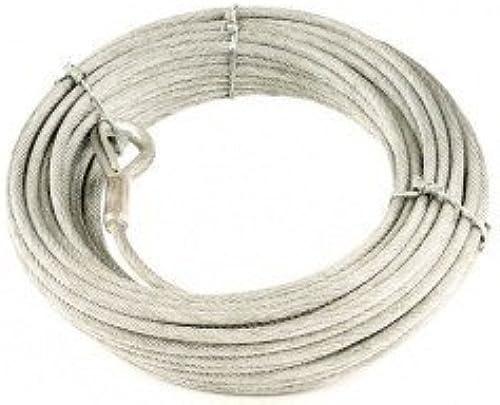 Klingl Spielger  31 Meter Tragseil für Seilbahn  entlich DIN EN 1176 - Seil für Kabelbahn
