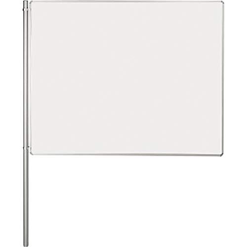 Ultradex Stellwand Anbauelement 2000x1200mm beidseitig Whiteboard für Stab- u. Telle