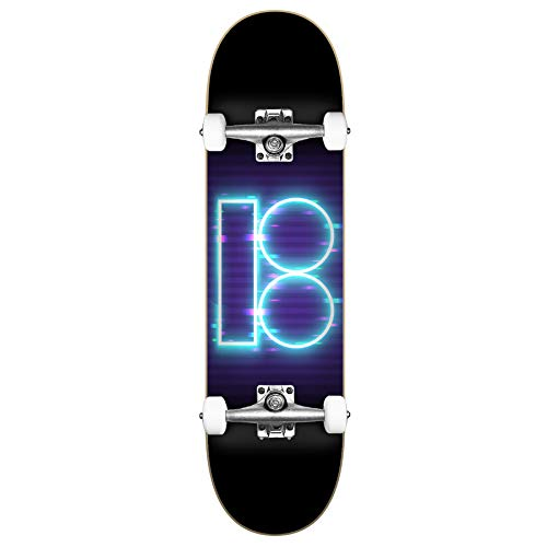 Plan B Team Night Moves 8.0 Complete Skateboard
