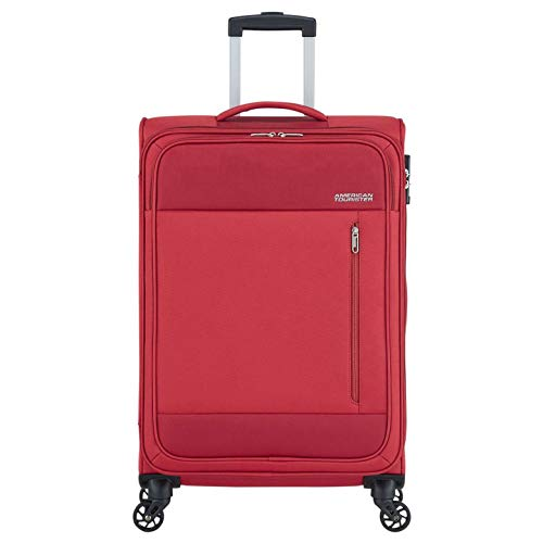 American Tourister Heat Wave Spinner 68 brick red