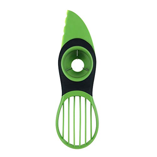 Avocado Peeler 3 In 1 Avocado Slicer Avocado Cutter Fruit & Vegetable Peeler Kitchen Tools
