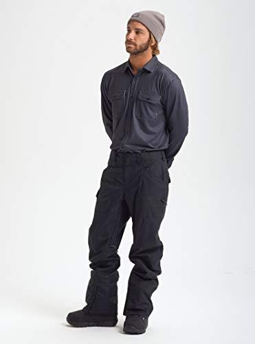 Burton Mens Covert Pant, True Black New, Medium