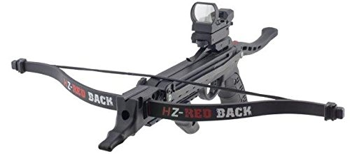 Spartan Products Ltd Red Back 80lb Tactical Pistol Crossbow 230ft/sec