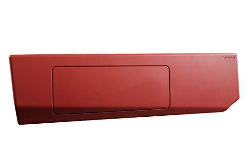 Porsche Panamera 970 - Panel para airbag (parte inferior, color rojo)