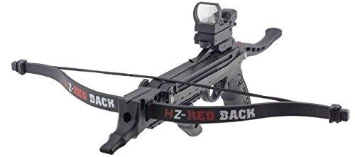 Spartan Products Ltd Red Back 80lb Tactical Pistol Crossbow 230ft/sec