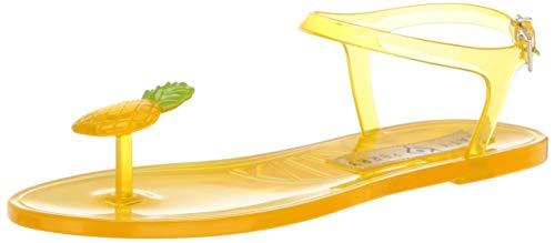 Katy Perry Damen The GELI Flache Sandale, Ananas, 39 EU