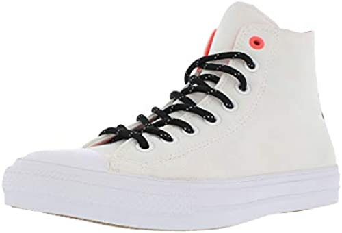 Converse Chuck Taylor II Whit Canvas Fashion Turnschuhe