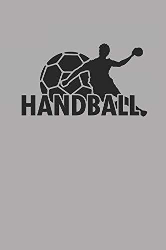 Handball: Notizbuch für Handball Spieler Bullet Journal 6x9