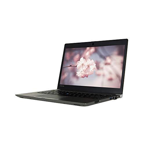 """Toshiba Satellite Portege Z30-B 13.3"""" Laptop, Core i7-5600U 2.6GHz, 8GB Ram, 256GB SSD, Windows 10 Pro 64bit, Webcam (Certified Refurbished)"""