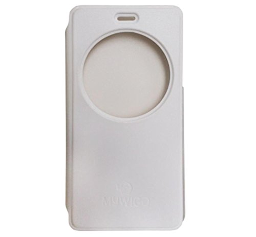 MYWIGO MWG CO579-W Funda para teléfono móvil Folio Blanco - Fundas para teléfonos móviles (Folio, Blanco)