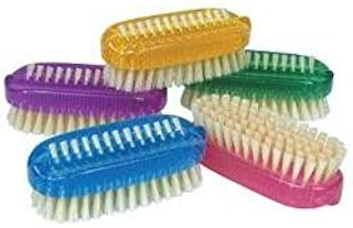 Kingsley Colored Plastic Nail Brush