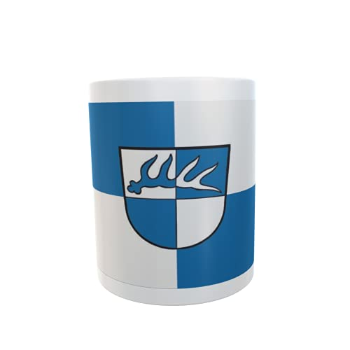 U24 Tasse Kaffeebecher Mug Cup Flagge Eislingen (Fils)