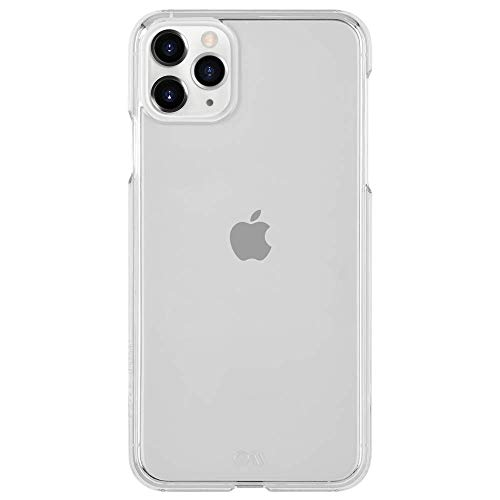Case-Mate - iPhone 11 Pro Max Slim Case - Barely There - 6.5 - Clear