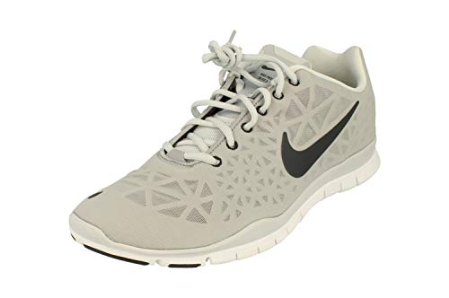 Nike Mujeres Free TR Fit 3 Running 555158 Sneakers Turnschuhe (UK 9.5 US 12 EU 44.5, Grey Anthracite White 008)