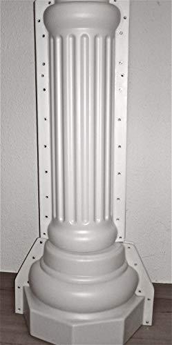 Gießformen Set für die Herstellung von Säulen Made in EU Betonsäulen