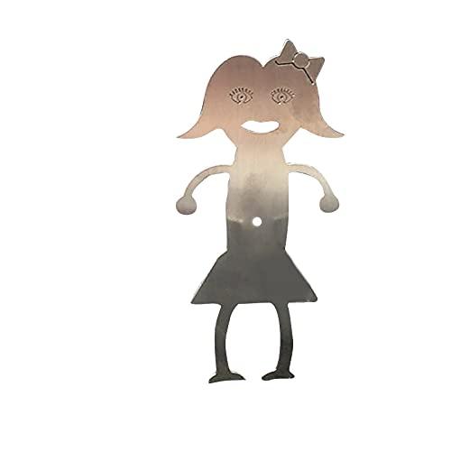 Brochetas Tenedor de Barbacoa Cuerda de Hoguera Hot Dog Niño Hombre y Malvavisco Niña Mujer Cocina Tostadora Pincho Cocina Tostadora para Fiestas Barbacoa (D)