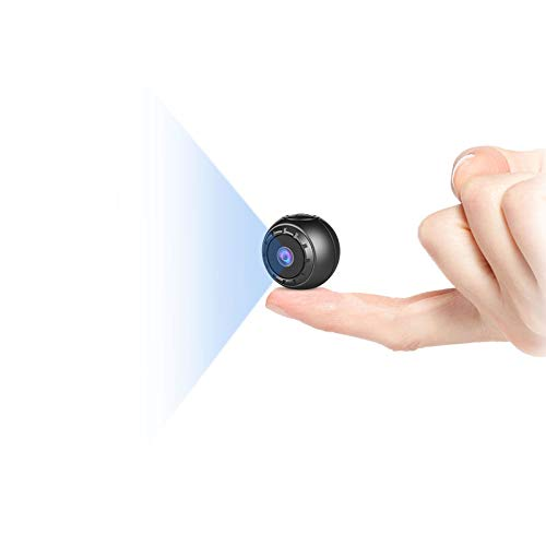ULTRA TINY WIRELESS SECURITY & SURVEILLANCE CAMERA FOR INDOOR & OUTDOOR