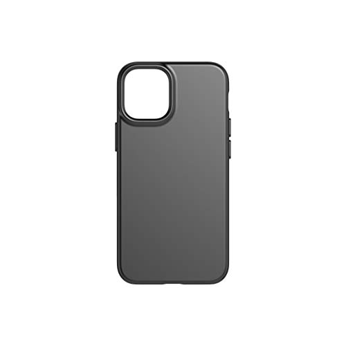 tech21 Recovrd Recyled Materials - Carcasa para Apple iPhone 12 y 12 Pro 5G, Color Negro