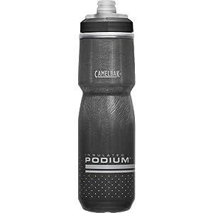 CamelBak Podium Chill Insulated Bike Water Bottle 24 oz, Black