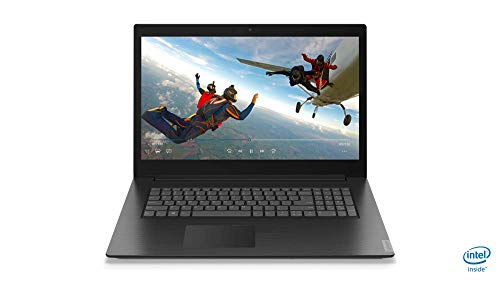 Lenovo Ideapad L340-17IWL (81M00012UK) 17.3' Laptop Intel Core i3-8145U / 2.10 GHz Processor, 4GB RAM, 1TB HDD, Windows 10 Home - Granite Black.