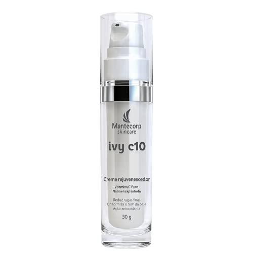 Mantecorp Ivy C10 Rejuvenescedor - Creme Anti-idade 30g