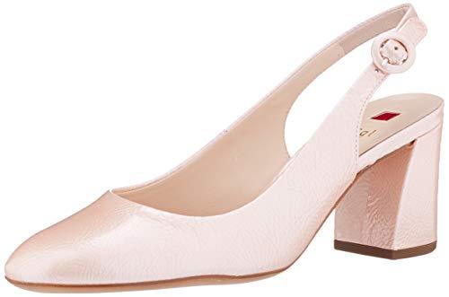 HÖGL ELEGANZA, Zapatos con Tira de Tobillo Mujer, Salmon, 41 EU