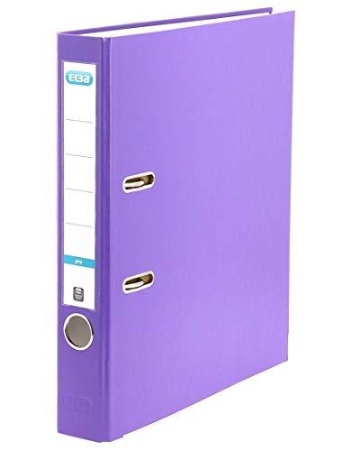 ELBA Ordner A4 smart Pro 5 cm schmal DIN A4 violett