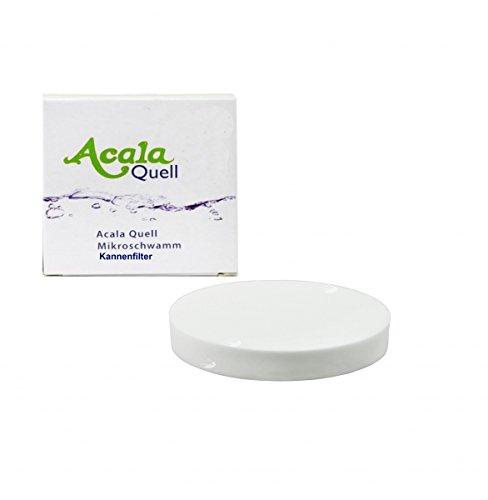 Mikroschwamm für Wasserfilter AcalaQuell One und Acala Quell Swing