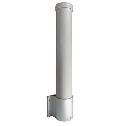 JARFT Multiband 5G Antenne - Wetterfeste 5G, LTE, UMTS Außenantenne passend für Diverse Router (2.5m Twin Antennenkabel)