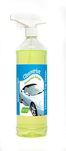 Die Seifenblase 1 Liter Cabrioverdeck Reinigung AP30 Pflege Cabriodach für Verdecke aus Stoff, Leder, Kunstleder und Kunststoff