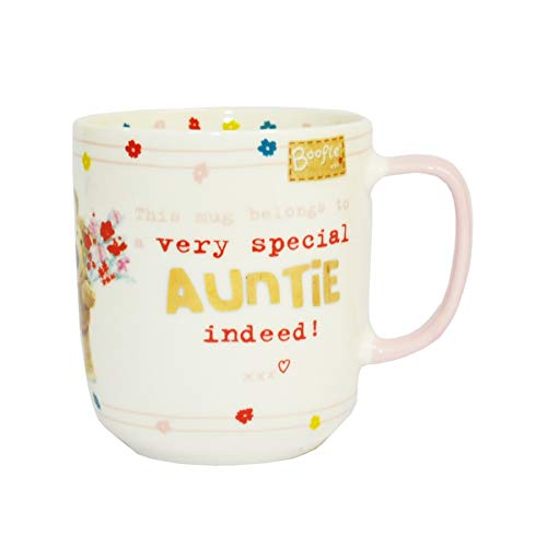 Boofle China Mug - Very Special Auntie Indeed!