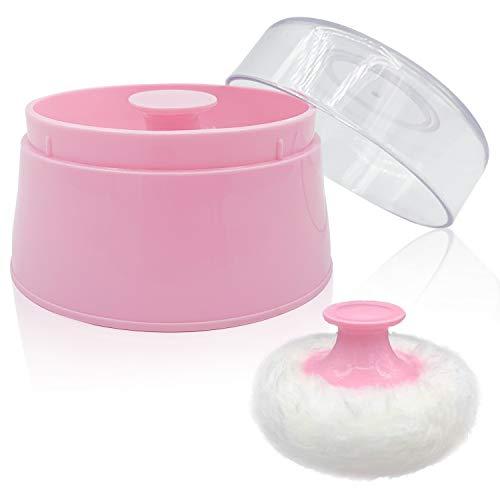 Image of BPA Free Baby Powder Puff...: Bestviewsreviews