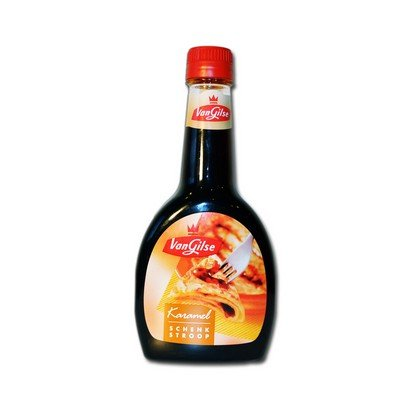 van Gilse Karamel Schenkstroop - Caramel Sirup 500ml