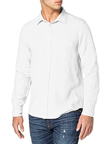 REPLAY M4053 Camisa, Reloj de Cuarzo Rosa 513, XXL para Hombre