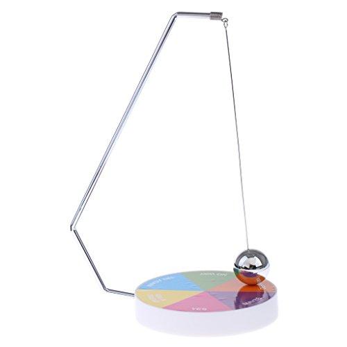 Magie Entscheidungsfinder Magnet Pendel Dekoration für Haus, Büro, Schreibtisch, Auto usw. - C