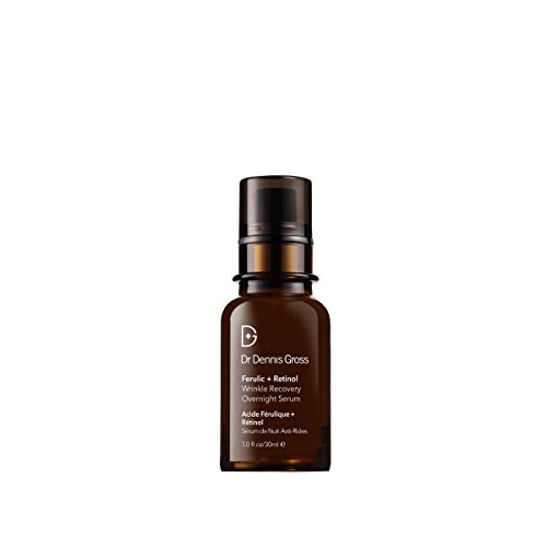 Dr. Dennis Gross Ferulic Plus Retinol Wrinkle Recovery Overnight Serum, 1er Pack (1 x 30 ml)
