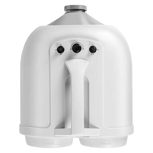 modo Máquina de soplado de Agua para Mascotas, secador de Pelo para Mascotas de bajo Ruido, Viento de Velocidad Variable Continua, secador de Pelo eléctrico Doble para Mascotas