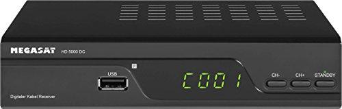 Megasat HD 5000 DC DVB-C