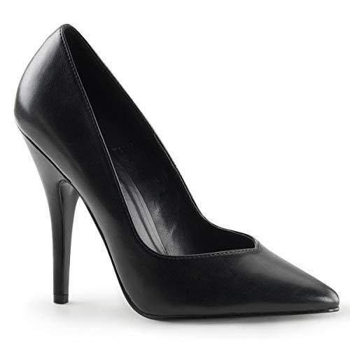 Pleaser Seduce-420V - Sexy Zapatos de tacón Alto Mujer - tamaño 35-48, US-Damen:EU-43 / US-12 / UK-9