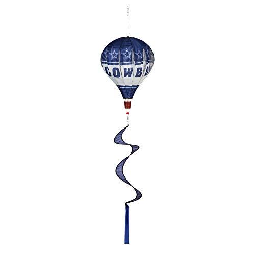 Team Sports America NFL Dallas Cowboys Stunning Outdoor Balloon Spinner - 12