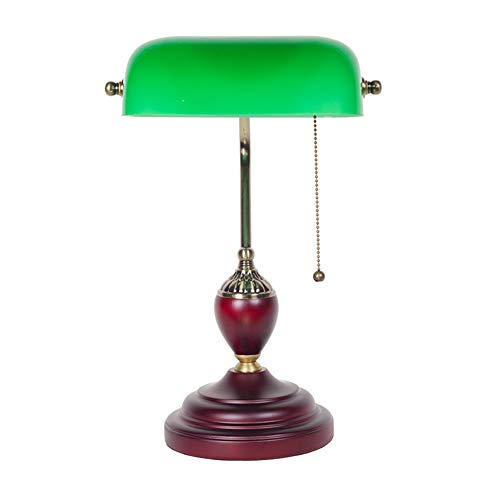 / Europese tafellamp, retro lamp, bedlampje, Chinese stijl, massief hout, oude Shanghai interrup.