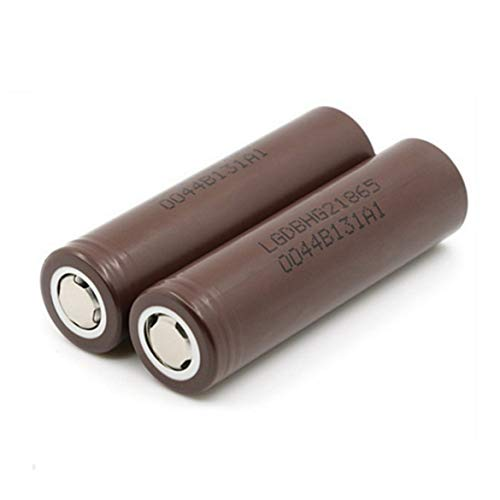 LG HG2 18650 batería...