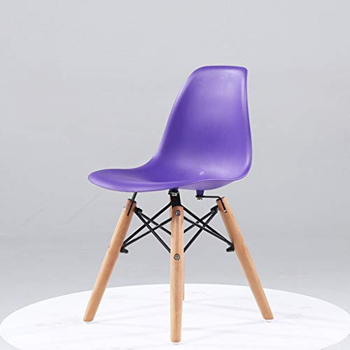 YLCCC kinderstoel thuis kleurrijke stoel design ergonomisch polypropyleen, meerkleurig