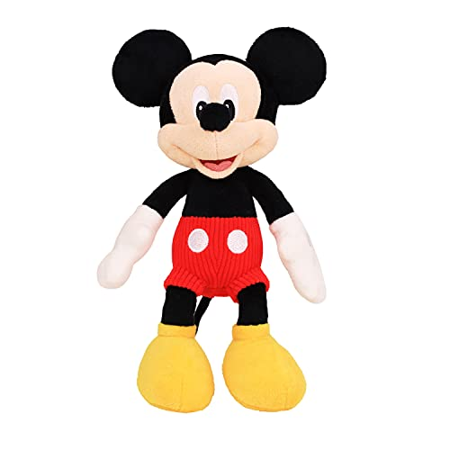 Disney Junior Mickey Mouse Beanbag Plush - Mickey Mouse, by Just Play