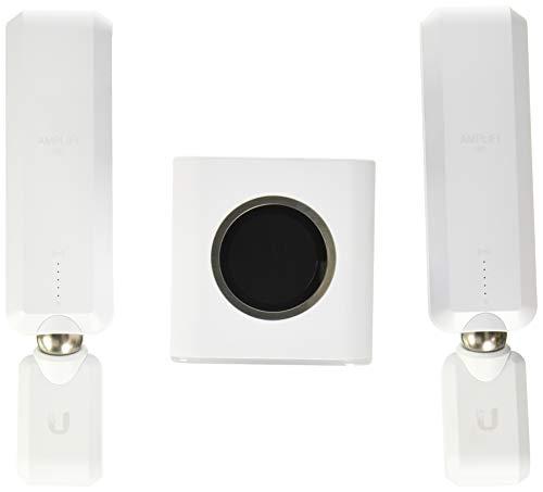 Ubiquiti AmpliFi Home Wi-Fi System AFi-HD - Wireless Router - 4-Port-Switch - GigE - 802.11abgnac - Dual-Band (AFI-HD)