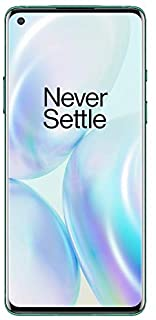 OnePlus 8 - 8GB RAM + 256GB (UAE version) - Glacial Green