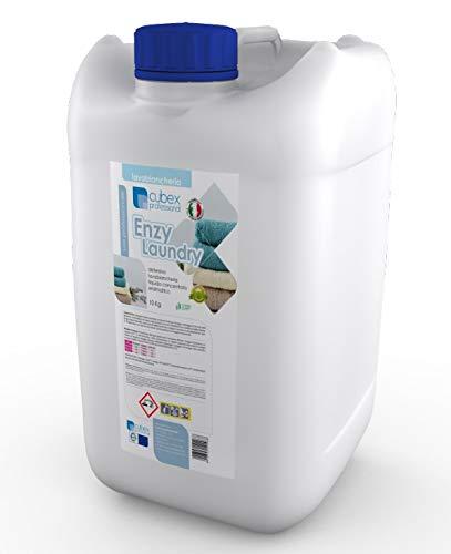 Cubex ENZY Laundry Detergente detergente enzimático para lavadoras 10 kg