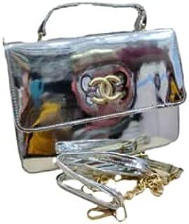 Sai Govind Women's Girls Sling Bag Casual Wear Handbag